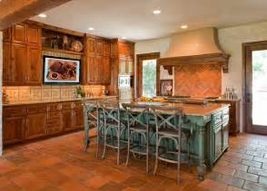 kitchen television ideas cool or fool tv in the kitchen home bunch interior design ideas