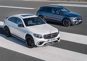 Mercedes Benz Glc Versions : 2018 2019 mercedes amg glc 63 the top version of the mercedes glc cars news reviews spy ~ Maxctalentgroup.com Avis de Voitures