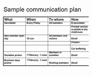 Writing A Strategic Communication Plan