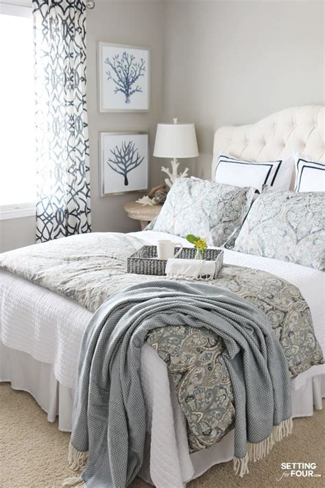 Decorating Ideas For Small Guest Room by Guest Room Refresh Bedroom Decor Home Projects