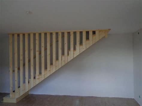 escalier droit avec re toute la hauteur id 233 es