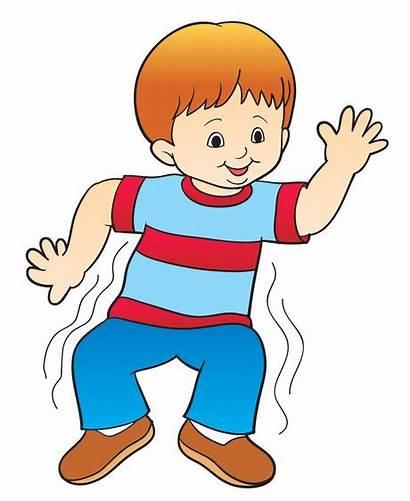 Wiggle Clipart Preschool Activities Movement Pants Ants