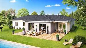 Plan Pour Maison : r sultat de recherche d 39 images pour plan maison 3 chambres avec veranda beautiful ~ Melissatoandfro.com Idées de Décoration