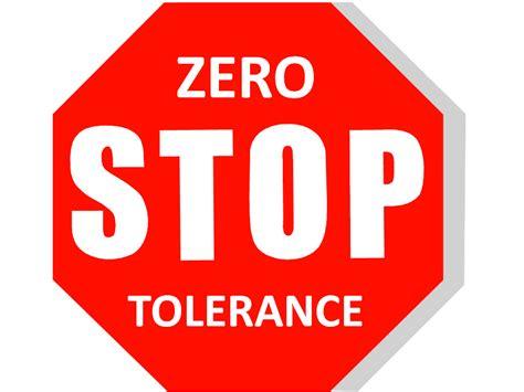 Confronting Zero Tolerance