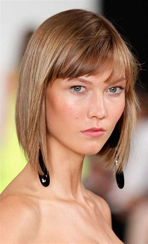 Trendy Hairstyles for 2014 Awesome and Lovely Angled Bob