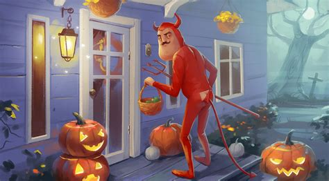 quot hello neighbor quot is like a horror starring youvideo news gaming news