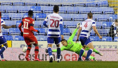 Reading 0-3 Wigan Athletic: Royals dragged into relegation ...