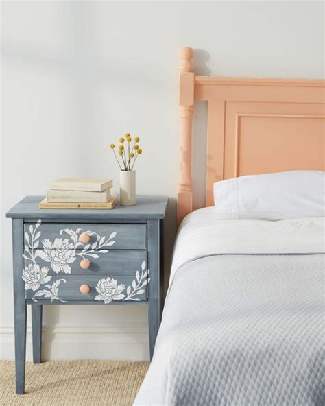 Ideas Your Bedside Table by Best 25 Painted Bedside Tables Ideas On