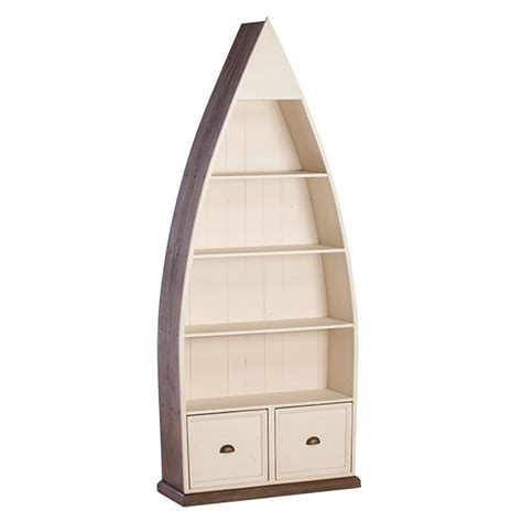 Unfinished Boat Bookshelf by Berkshire Boat Bookcase Filing Cabinets Home Office