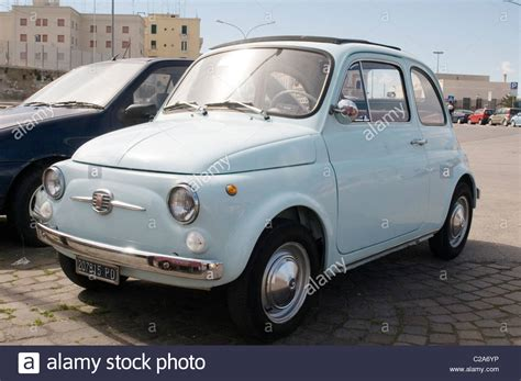 Small Fiat Car by Fiat 500 Small Tiny Car Cars City Micro Classic