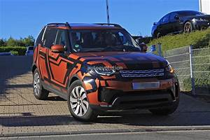 2017 Land Rover Discovery 5    2018 Land Rover Lr5 Spied  Reveals More Skin
