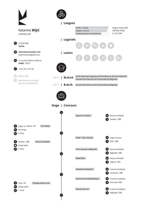 Architecture Curriculum Vitae Format by Architecture Cv Szukaj W Portfolio Architecture Cv Design And