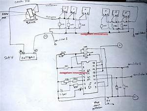 Block Diagram Of 3 Phase Inverter