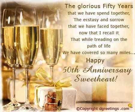 golden jubilee wedding anniversary wishes  parentsmom  dad happy birthday