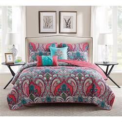 bedding sets twin for girls 4 piece quilt set teen kids bedroom home decor new ebay