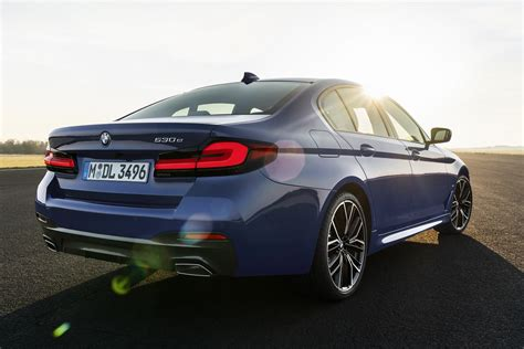 Bmw updated the 5 series sedan for the 2021 model in may 2020. Official Information About The All-New 2023 BMW 5 Series ...