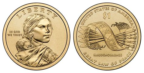 are gold dollars worth anything native american sacagawea dollar coins