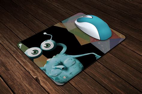 Inside psd file you can change color of scroll area and buttons. Mouse Pad Mock-Up - 2 on Behance