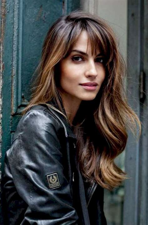The Best Hairstyles With Bangs You ll Want To Copy No 02