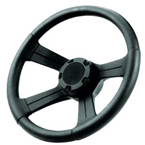 Bass Boat Windshield Grommets by Attwood 8315 4 Attwood Soft Grip Steering Wheel With Cap