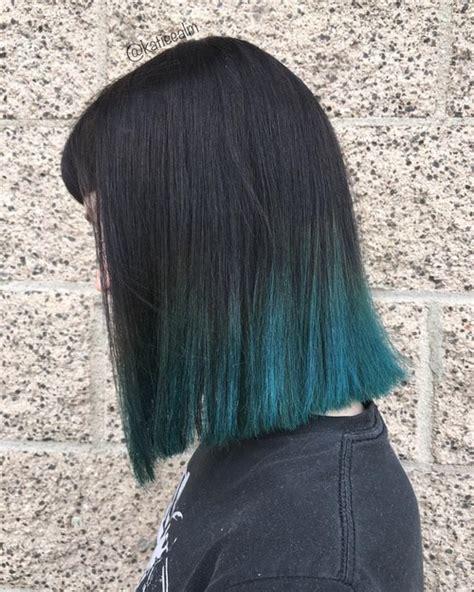20 Dip Dye Hair Ideas Delight For All