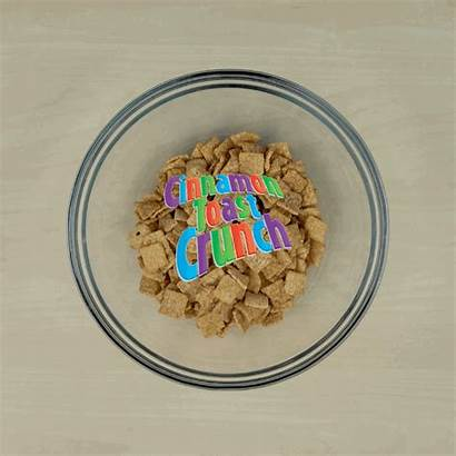 Cereal Bowl Cereals Combine Crushed Medium Cups