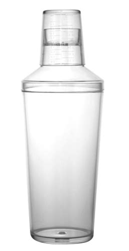 A great way for any creative person to show off their work. 16oz 3 Piece Plastic Shaker