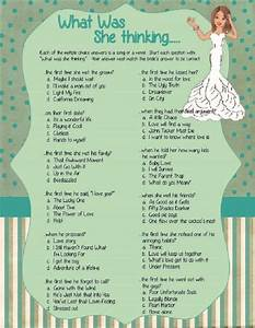 bridal shower wedding and couple on pinterest With couple wedding shower games