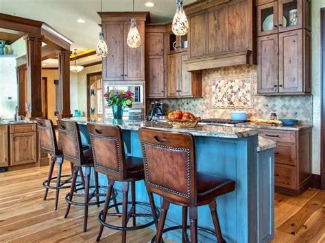 belles cuisines contemporaines la cuisine rustique contemporaine au centre des résidences