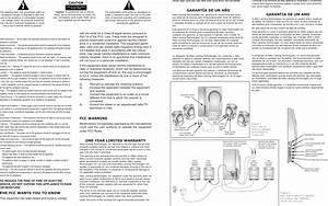Altec Lansing Avs500 Users Manual Multimedia 5 Piece
