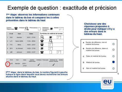 formation bureau etude exemples de tests et formation