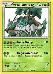 Pokémon Mega Torterra EX 4 4 - Mega Stomp - My Pokemon Card