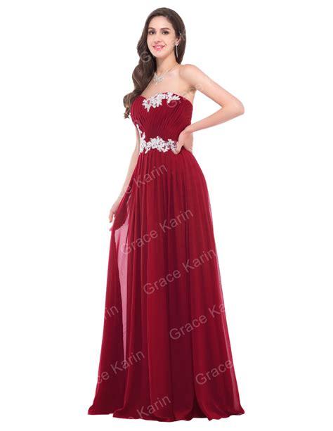 color rojo vino vestidos de noche color rojo vino vestidos destacados