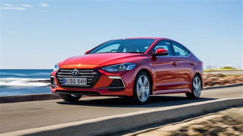 2017 hyundai elantra sr turbo review caradvice
