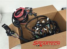 Camaro SS L99 6L80 VVT Factory New Wiring Harness Rework