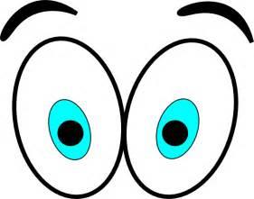 Cartoon Eyes Clip Art at Clker.com - vector clip art ...