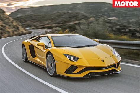 2017 Lamborghini Aventador S Review Motor