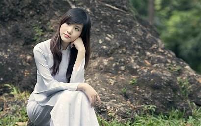 Vietnamese Asian Wallpapers Backgrounds Brides Desktop Mobile