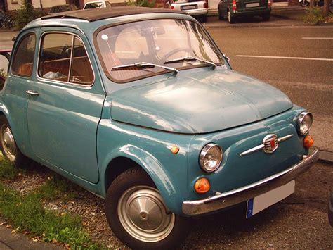 Fiat 500 (1957) — Wikipédia