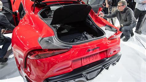 Toyota Supra 2020 Engine by Auto Showdown 2020 Toyota Supra Vs 2019 Porsche 718