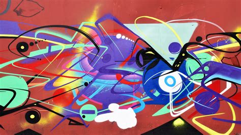 Cool Graffiti Wallpapers (63+ images)
