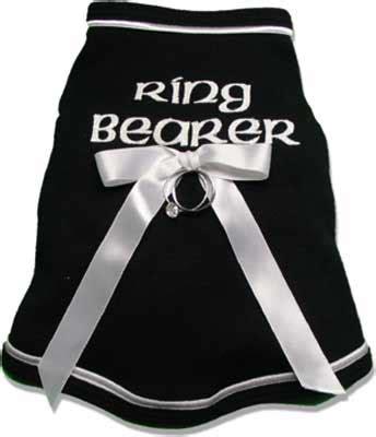 dog ring bearer weddingbee doggie ring bearers weddingbee