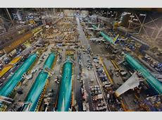 Inside Boeing's 737 Renton Factory and the Successful Next