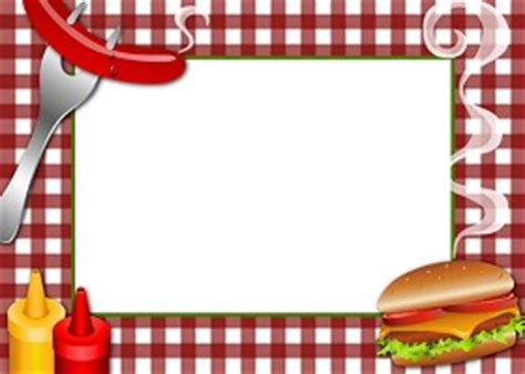 cook  bbq picnic printable candy wrappers