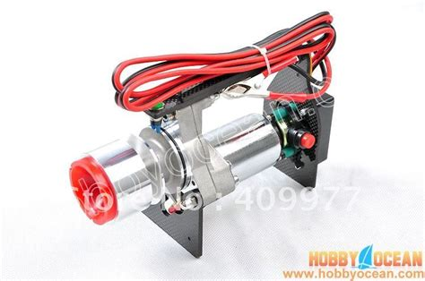 Rc Gas Boat Electric Start by 12 18v Torque Wide Range Electric Starter 15 80cc Engine