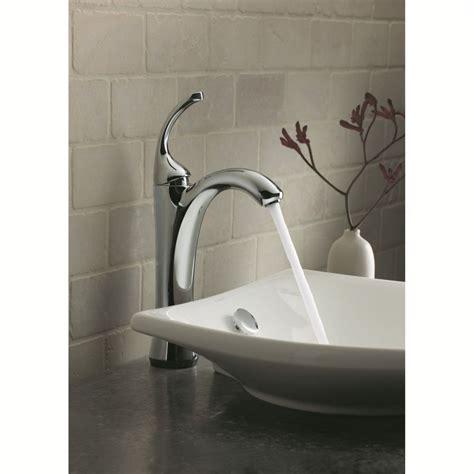 kohler forte kitchen faucet brushed nickel kohler k 10217 4 cp forte polished chrome one handle
