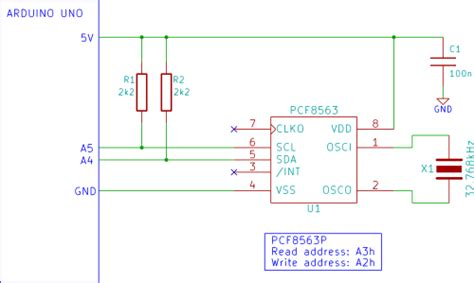 Tutorial Arduino Clock Circuit Sketch Using