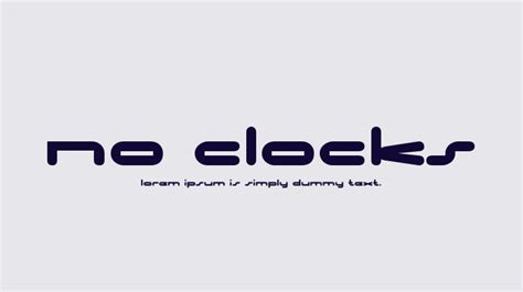 ️ customize your own preview on ffonts.net to make sure it`s the right one for your designs.free alarm clock font download. No Clocks Font : Download Free for Desktop & Webfont