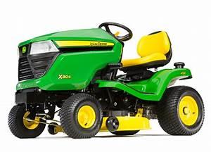 John Deere X304 X300 Select Series Lawn Tractors Johndeere Com
