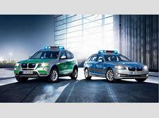 Totalcar Magazin Megjöttek az új rendőrségi BMWk